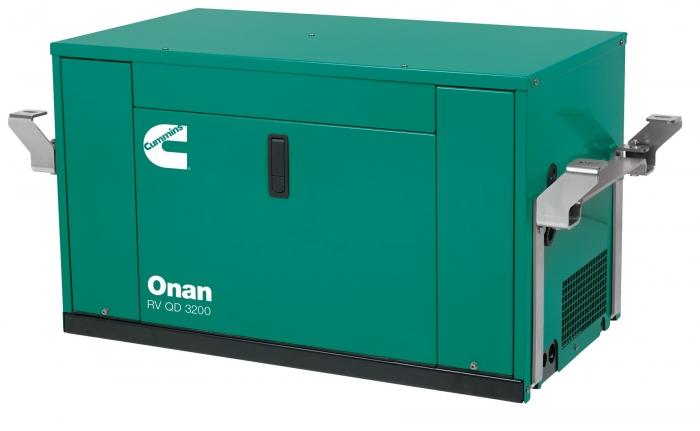 Rv Diesel Generator >> Onan Qd 3200 For Rv Africa Energy Solutions